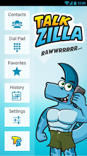 Talkzilla - screenshot thumbnail