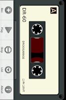 Screenshot of Cassette Recorder