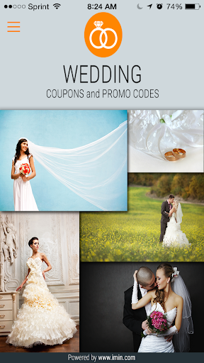 Wedding Coupons - I'm In