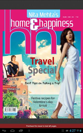 【免費生活App】Nita Mehta's Home & Happiness-APP點子