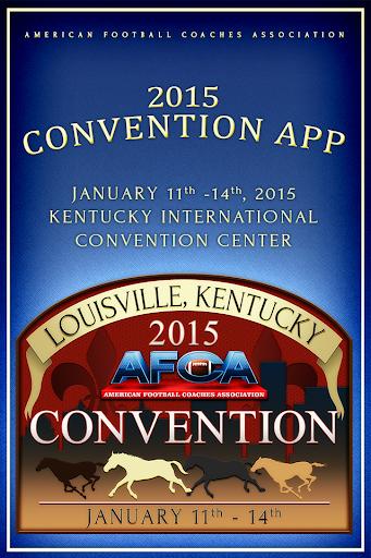 AFCA Convention