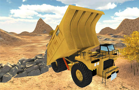 dump truck driving simulator 1.0 screenshot 55221