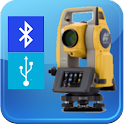 Total Station Cadastral Demo icon