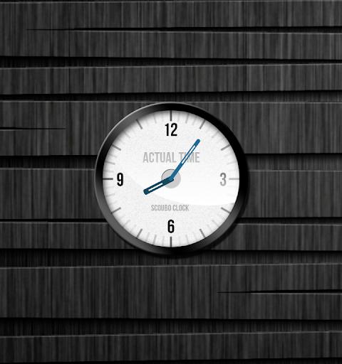 Analog Clock - Modern