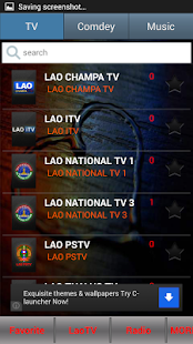 Lao TV - 61 LiveTVs - screenshot thumbnail