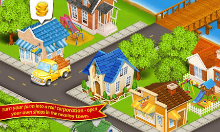 Farm Town:Happy City Day Story 1.64 screenshot 206213