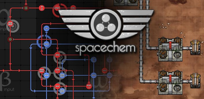SpaceChem Mobile apk
