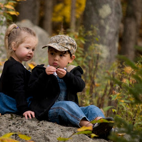 Little Buddies by Kelly Goode - Babies & Children Children Candids (  )