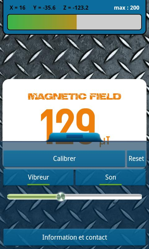 Metal Detector Smart - screenshot
