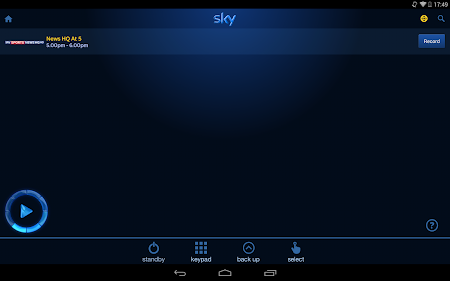 Sky+ 5.2 screenshot 378966