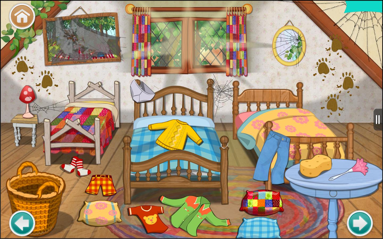 Uncategorized Goldilocks Bed justins world goldilocks android apps on google play screenshot