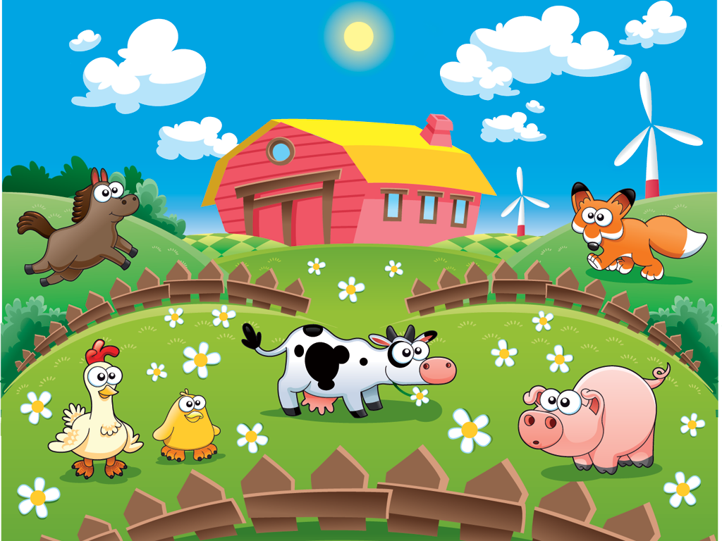 Farm animals for kids hd lite android apps on google play for Animal decoration games