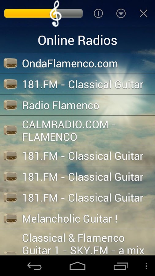 Spanish Music FREE - screenshot