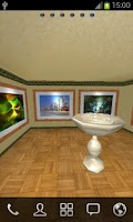 Screenshot of Virtual Photo Gallery 3D LWP