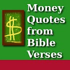 Money Quotes from Bible Verses icon