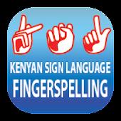 KSL Fingerspelling