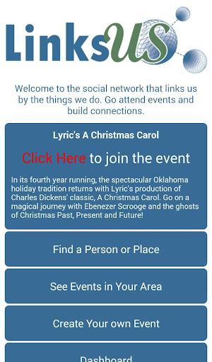 LinksUs - Social Network