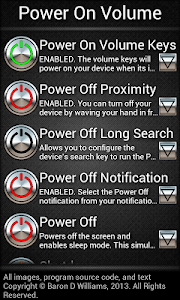 Power On Volume (Button Fix) screenshot 0