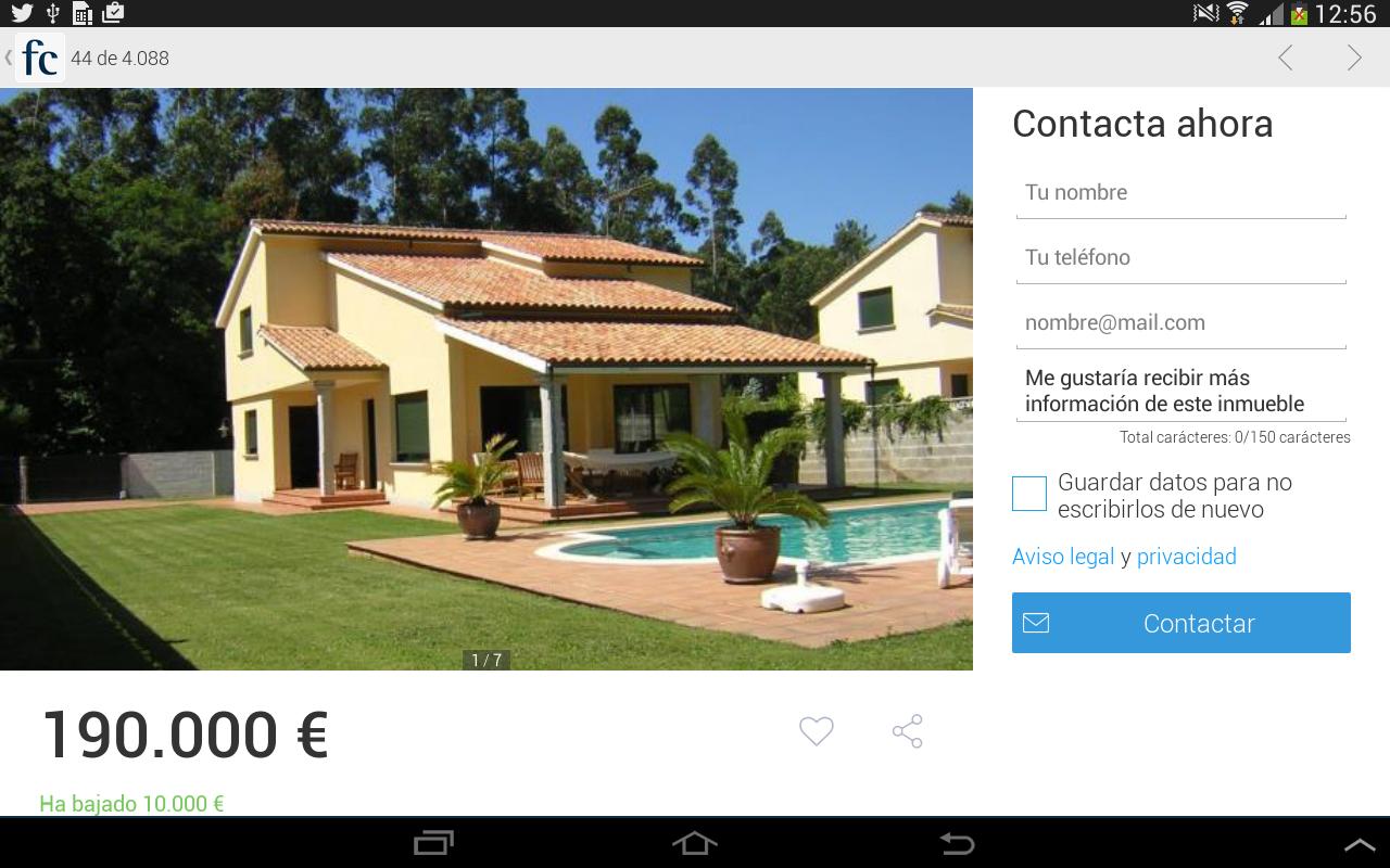 fotocasa alquiler y venta aplicaciones de android en