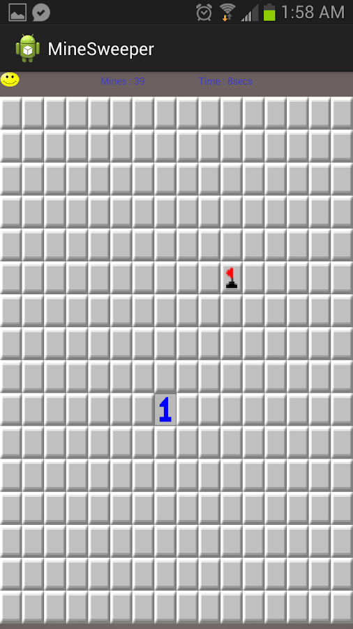 MineSweeper 16*16- screenshot