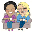 2 Big Women On A Couch logo