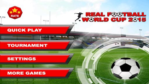 リアルサッカーワールドカップ - 2015
