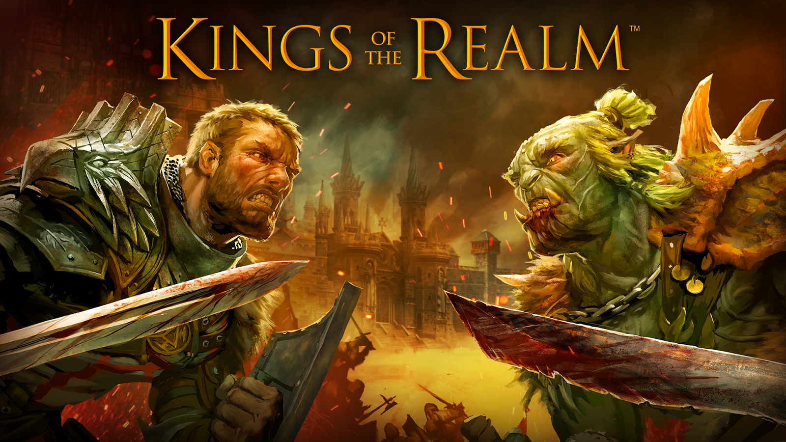 Kings of the Realm - MMORTS- screenshot