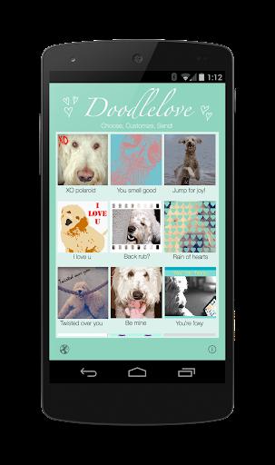 Doodlelove: Designer Ecards