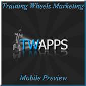 Training Wheels Marketing App