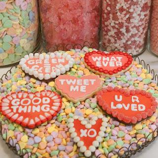 Sugar Cookie Cutouts.