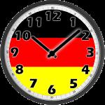 Germany Clock