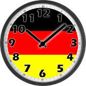Germany Clock