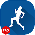 Pedometer Step Counter PRO icon