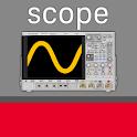 Keysight Oscilloscope Mobile icon