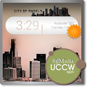 Los Angeles Skyline UCCW Skin