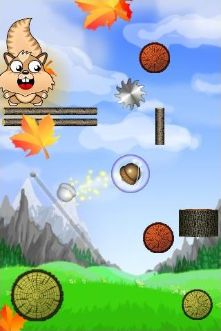 Bouncy Nuts- screenshot