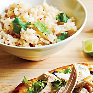 Chipotle Rice.