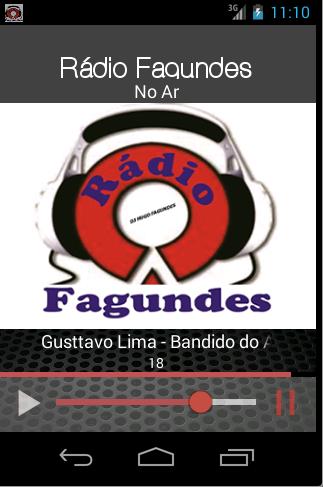 RÁDIO FAGUNDES