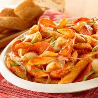 Pepperoni Mozzarella Pasta Recipes.