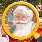 大家来找茬:圣诞版 - 孩子和成人在家庭假期里益智游戏 icon