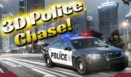 3D Police Chase