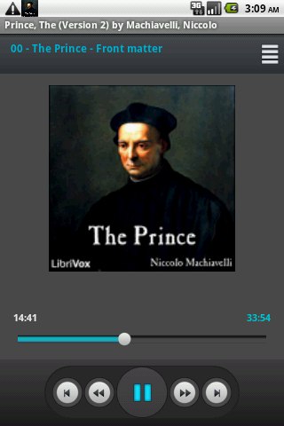 Audiobook: The Prince