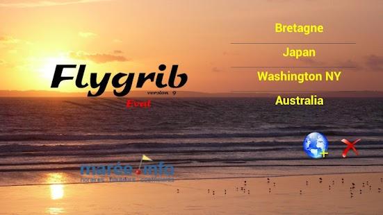 FlyGrib Eval - screenshot thumbnail