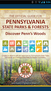 PA State Parks Guide- screenshot thumbnail