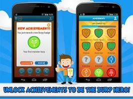 Screenshot of BURPY Burp Game
