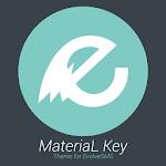 EvolveSMS Theme- MateriaL Key