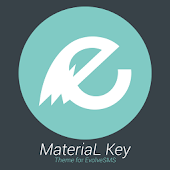 EvolveSMS Theme- MateriaL Key