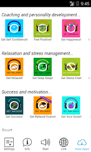 Get Relaxed free! Hypnosis- screenshot thumbnail