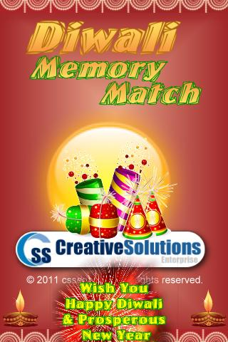 Diwali Memory Match Free