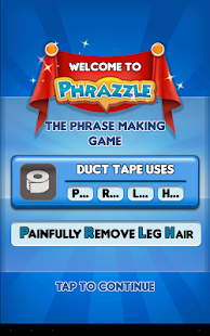 Phrazzle- screenshot thumbnail